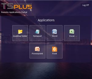 Web Applications Portal