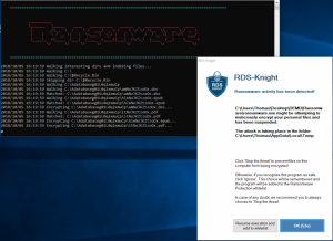 RDS-Knight 3.2 The Ultimate Solution to Fight Ransomware