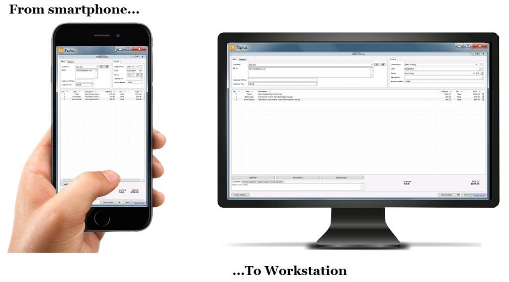 TSplus Mobile App