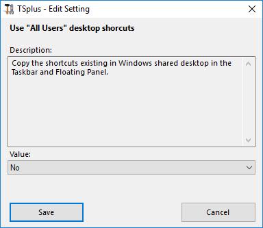 advanced desktop shortcuts