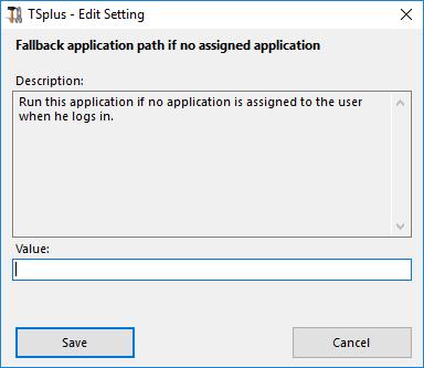 advanced fallback application
