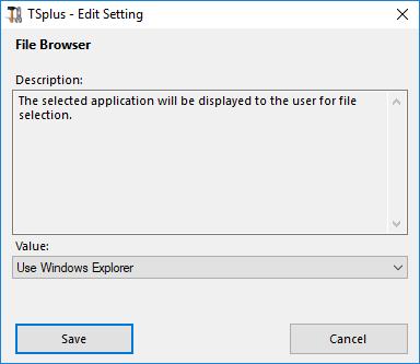 advanced file browser