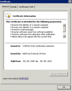 HTTPS & SSL Third Party Certificates Tutorial