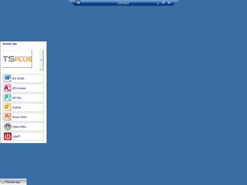 remote app client