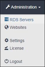 servers administration