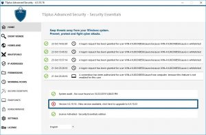 Updating TSplus Advanced Security