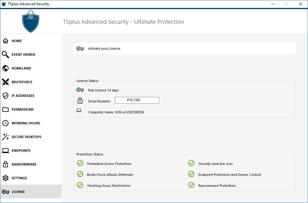 license-tile-TSplus Advanced Security