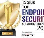 TSplus Recognized 2020 TOP Endpoint Security Provider