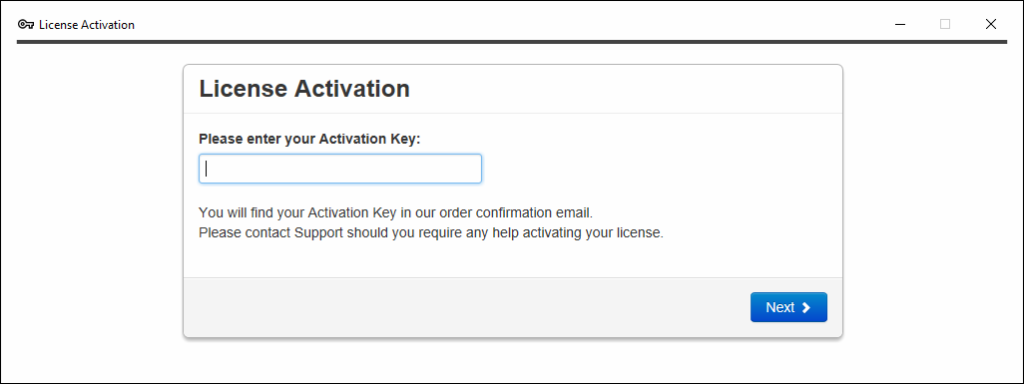 activate-license-support